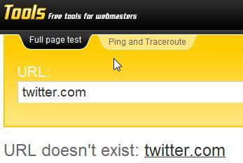 Twitter - Pingdom-Tools