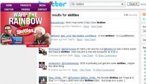 Skittles.com - Twitter