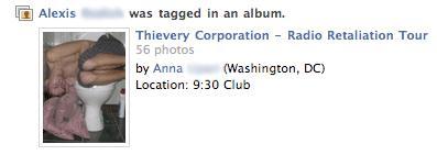 Foto-Tagging auf Facebook
