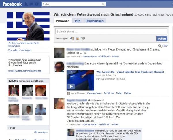 Wir schicken Peter Zwegat nach Griechenland
