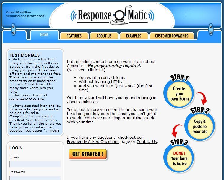 Response-O-Matic