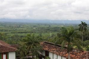 El eje Cafetero, Colombia