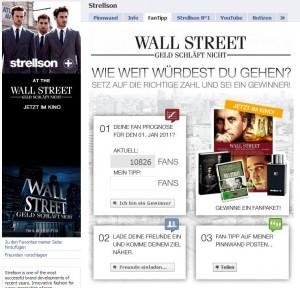 Strellson WallStreet FanTipp