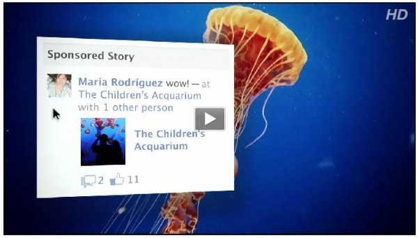 "Video ""Introducing Sponsored Stores"" auf Facebook Marketing Solutions"