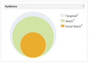 Targeted Audience, Reach und Social Reach