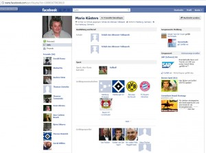 Facebook Fake-Profil Fanslave