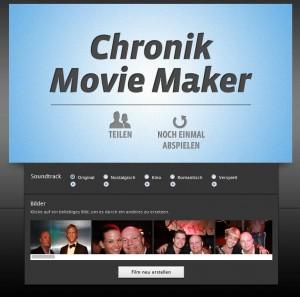Chronik Movie Maker