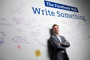 F. Scott Woods, Commercial Director Facebook DACH