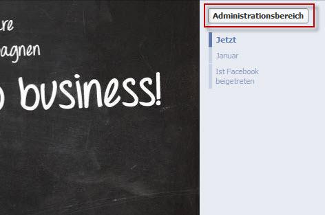 Administrationsbereich