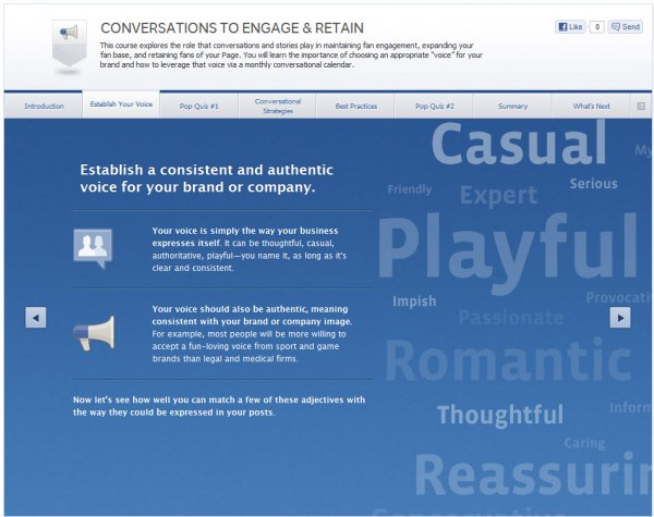 Conversations To Engage & Retain - Establish Your Voice