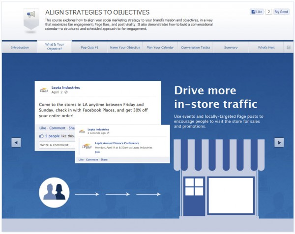 Align Strategies to Objectives - What Is You Objective?