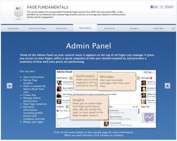 Page Fundamentals - Page Anatomy