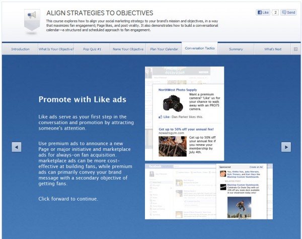 Align Strategies to Objectives - Conversation Tactics