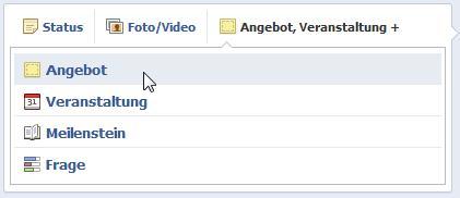 facebook angebote jetzt verfugbar kurzanleitung