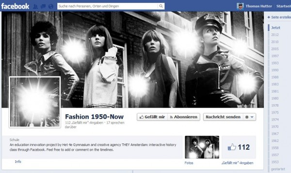 Fashion 1950-Now
