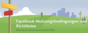 Facebook: Lockerung der Richtlinien für Titelbilder (Cover) bei Facebook Seiten