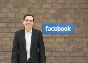 Martin Ott, Managing Director Northern Europe bei Facebook