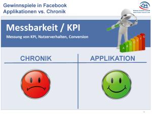 Messbarkeit / KPI