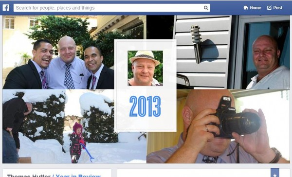 Year in Review / Facebook