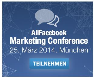 allfacebook marketing conference München