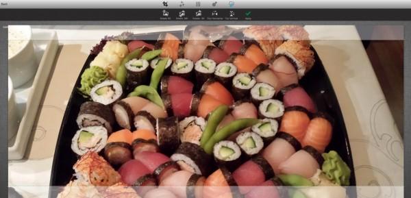Online Bildbearbeitung im Social Media Image Maker
