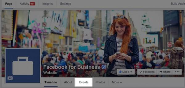 Facebook Vorgeschlagene Seiten