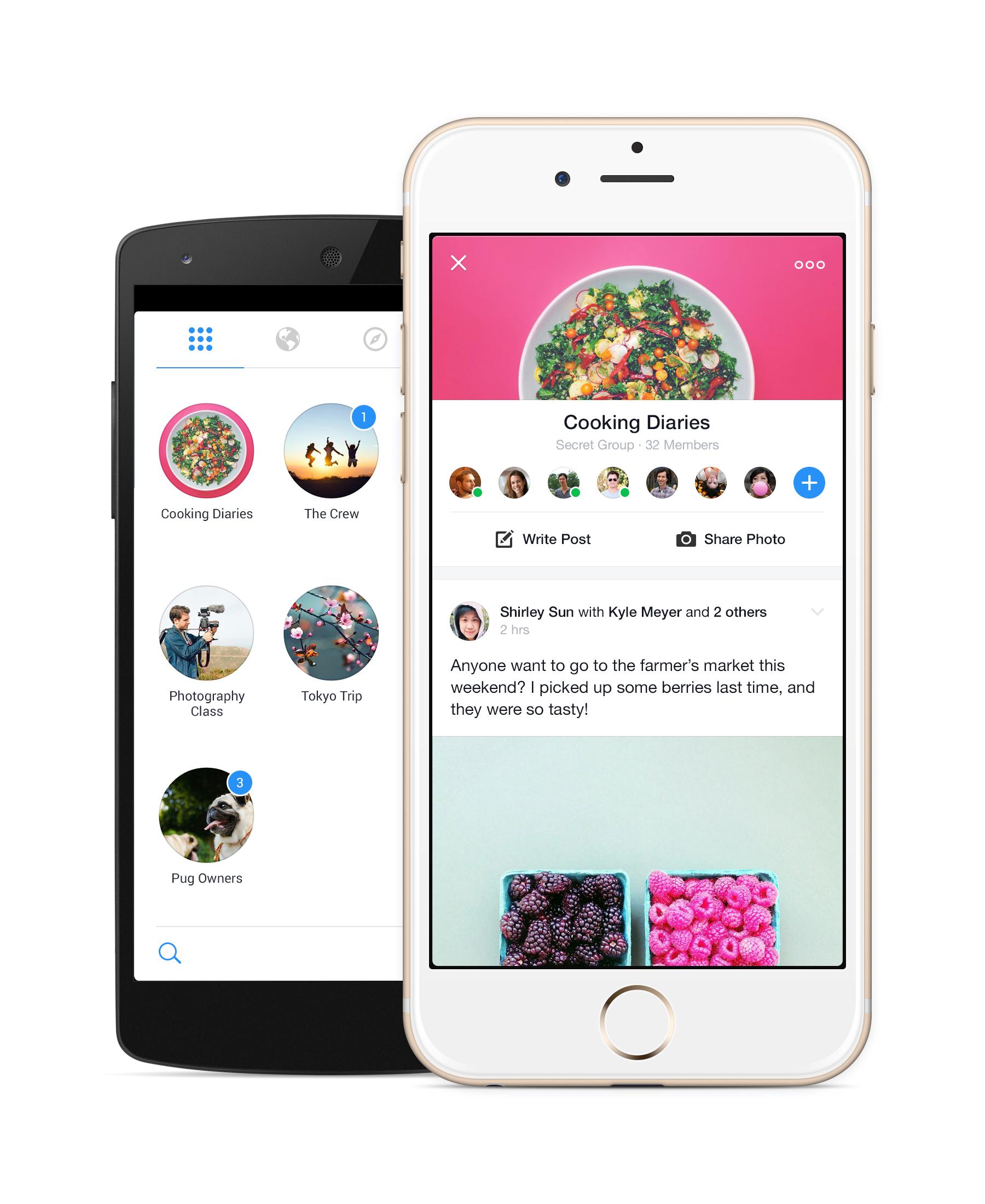 Gruppen-App herunterladen