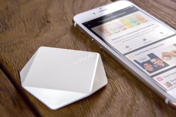 Facebook Bluetooth® beacons (Quelle: Facebook)