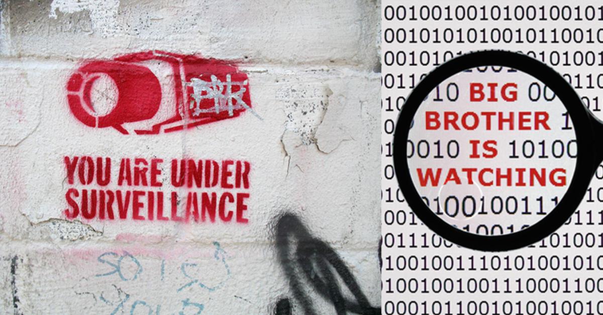bigbrother Bildkomposition - Alle Bildrechte bei shutterstock.com