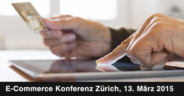 E-Commerce Konferenz Zürich