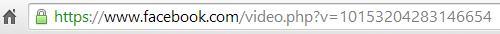 URL eines Videos