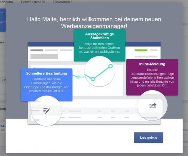 Screenshot von Malte Klauck aus der Gruppe Fanpage Admins