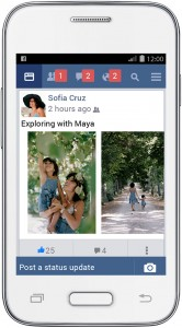 Facebook Lite (Quelle: Facebook)