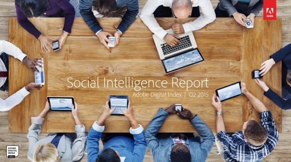 Adobe Social Intelligence Report Q2/2015