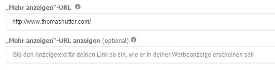 """Optionales """"Mehr anzeigen""""-Element im Power Editor"""