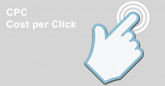 click. hand icon pointer textured. vector eps8 by shutterstock.com