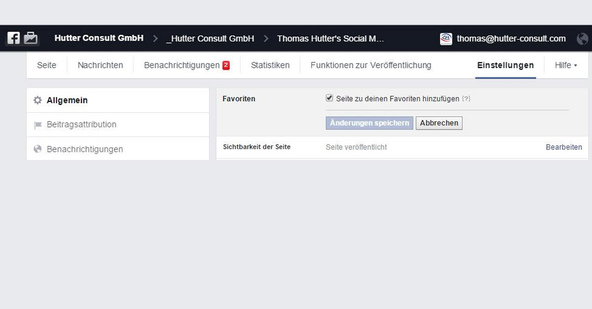 Facebook Favoriten Hinzufügen