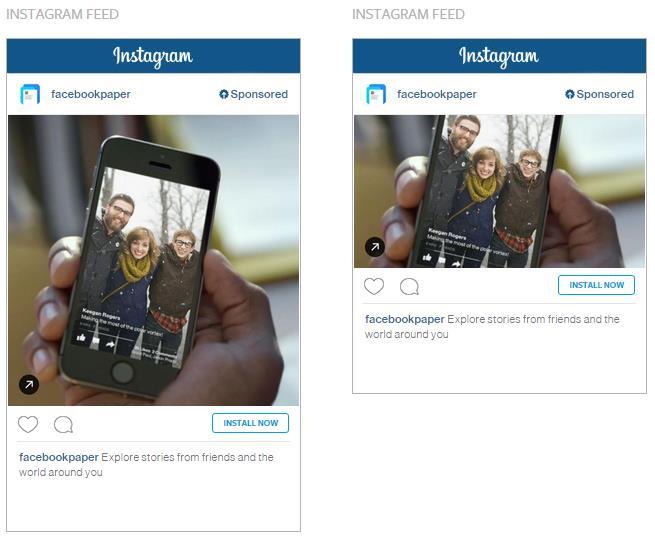 "Instagram Ads ""App Install Ads"""