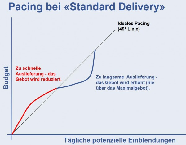"Pacing System - ""Standard Delivery"""