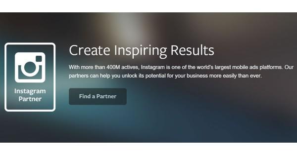 Instagram Partner Programm