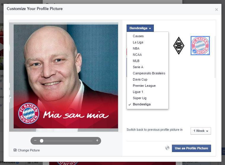 Facebook Login Mit Profilbild