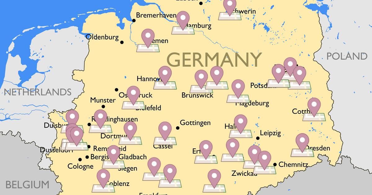 Facebook Locations - Facebook Seiten für jeden Filialstandort