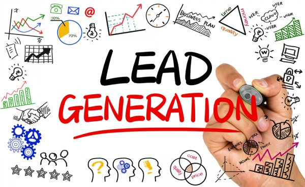lead generation concept handwritten on whiteboard copyright by shutterstock_296960444