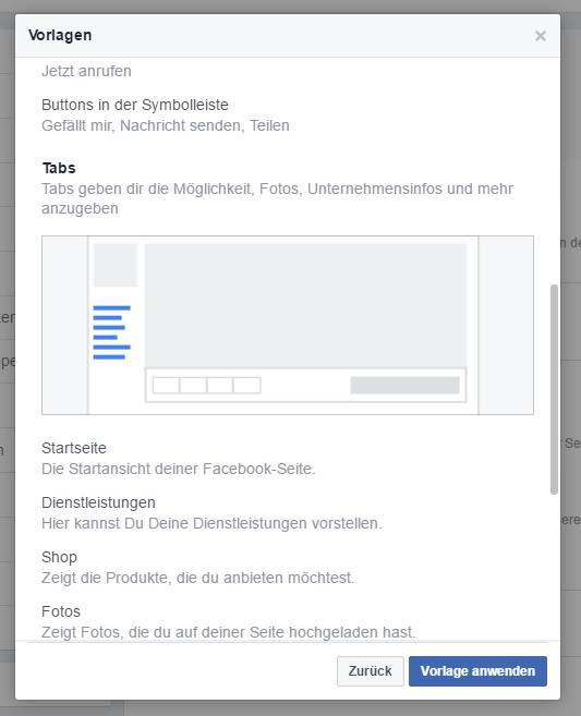 Facebook: Neues Layout in Facebook Seiten und wie man die ...