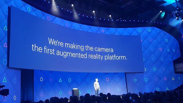 Mark Zuckerberg an der F8 - 2017