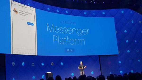 Messenger Platform 2.0 - F8 2017