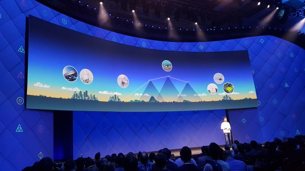 F8 - Yael Maguire, Director of Connectivity Programs, über die verschiedenen Verbindungstechnologien