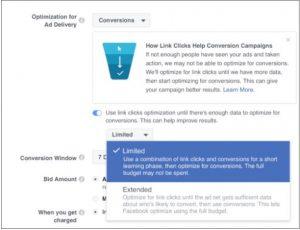 moeglichkeiten fuer conversion optimierte ads