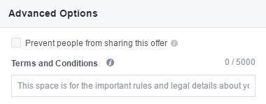 """Option für """"nicht teilbare"""" Angebote"""