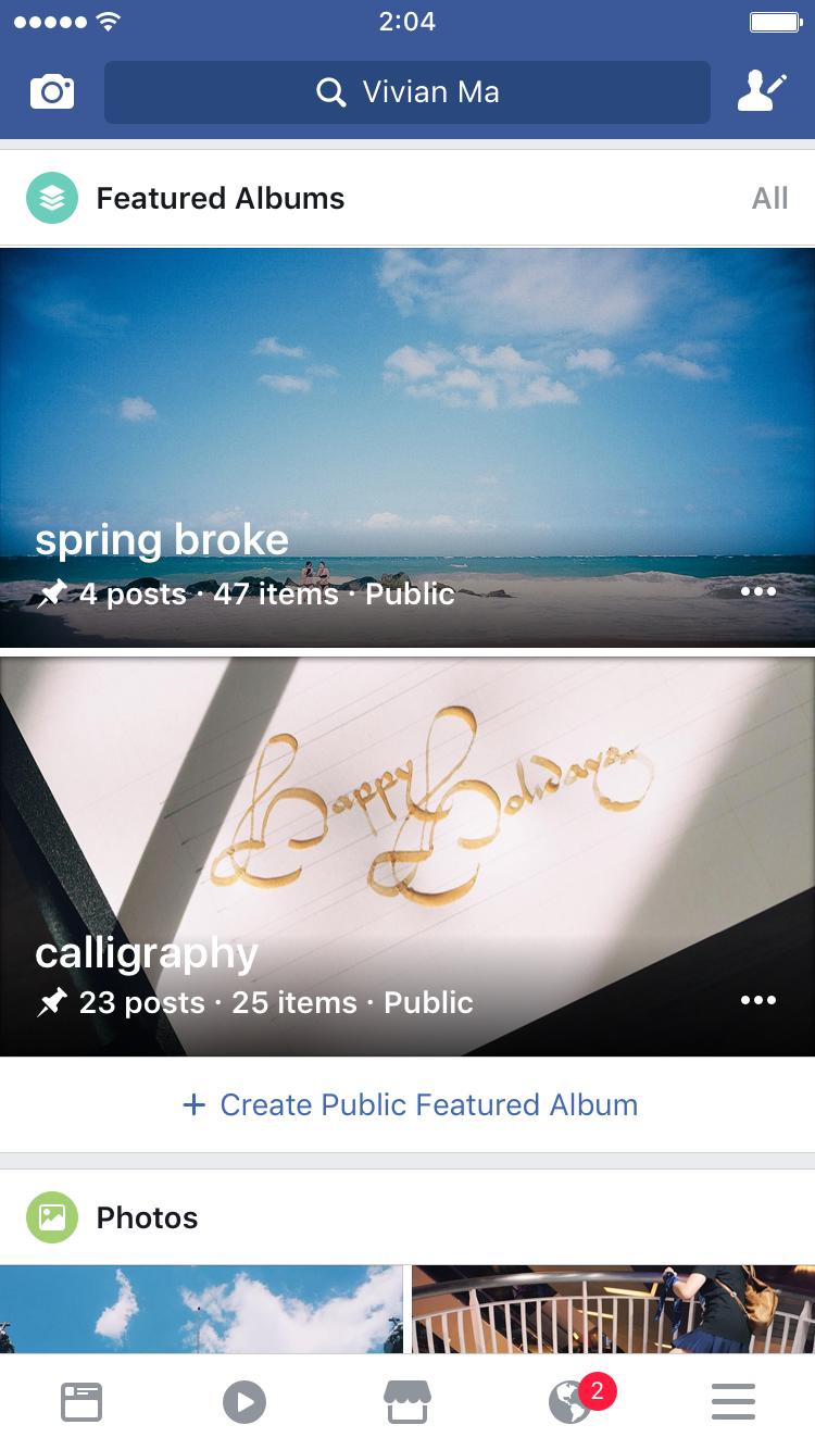 facebook fotos in alben verschieben
